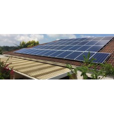 Сетевая станция 20 кВт под Зеленый тариф для домовладения