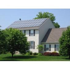 Сетевая станция 12 кВт под Зеленый тариф для домовладения