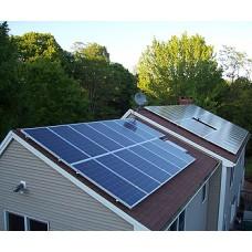Сетевая станция 10 кВт под Зеленый тариф для домовладения