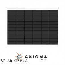 Солнечная батарея 100 Вт моно Axioma energy AX 100M