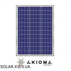 Солнечная панель 50 Вт поли Axioma energy AX 50P