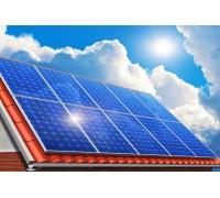 Автономная солнечная электростанция 2,0 кВт