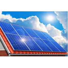 Солнечная электростанция 2000 Ватт