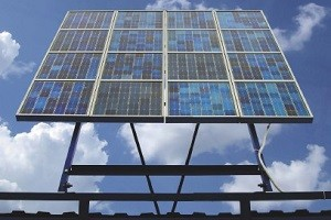 Автономная электростанция для освещения