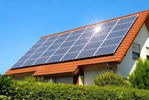 солнечная электростанция для дома и дачи
